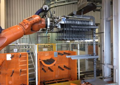 Roboterbeladestation