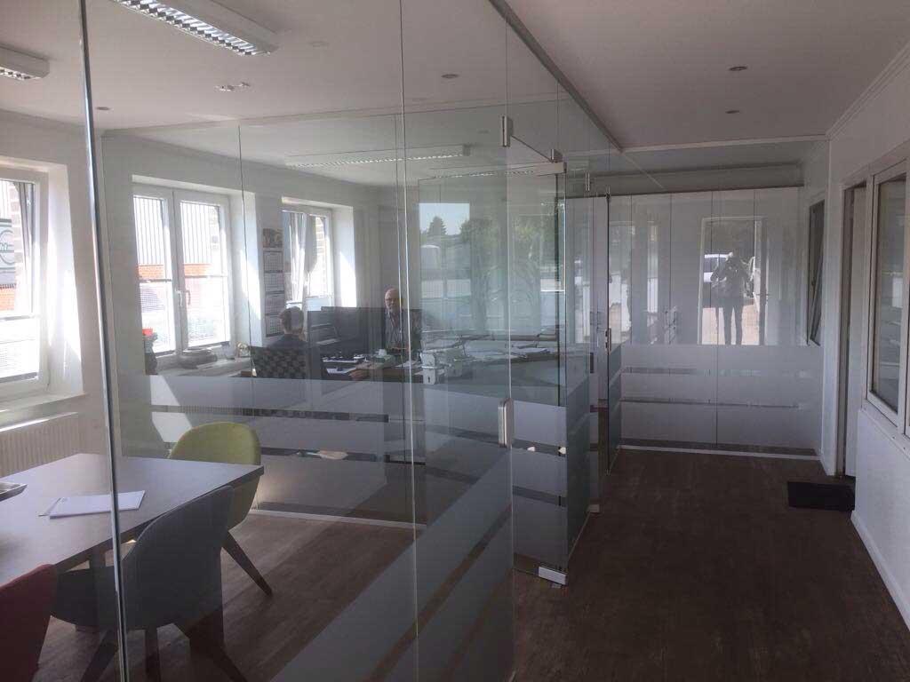 Büro und Besprechnungsraum