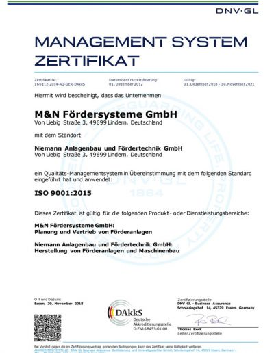 management-system-zertifikat
